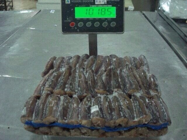 продажа рыбы оптом в Москве